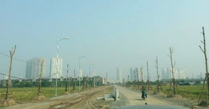 Vì sao đất nền phía Tây Hà Nội tiếp tục bùng nổ trong năm 2017?