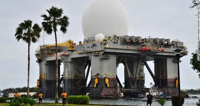 Mỹ triển khai siêu radar di động giám sát Triều Tiên