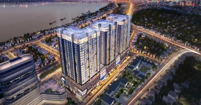 Sun Group sắp ra mắt căn hộ mẫu dự án 5 sao bên hồ Gươm