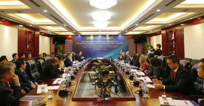 Hiệp hội bất động sản người Việt tại Hoa Kỳ tìm cơ hội đầu tư ở FLC
