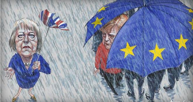 """Nước Anh """"cứng đầu"""", tương lai Brexit có quá nhiều ẩn số"""