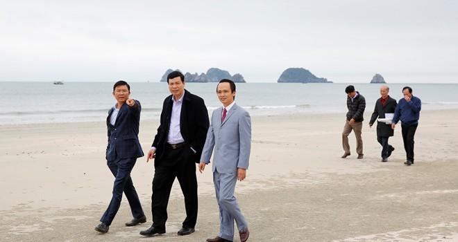 FLC và ROS đầu tư dự án 2 tỷ USD có casino đầu tiên cho người Việt chơi tại Quảng Ninh