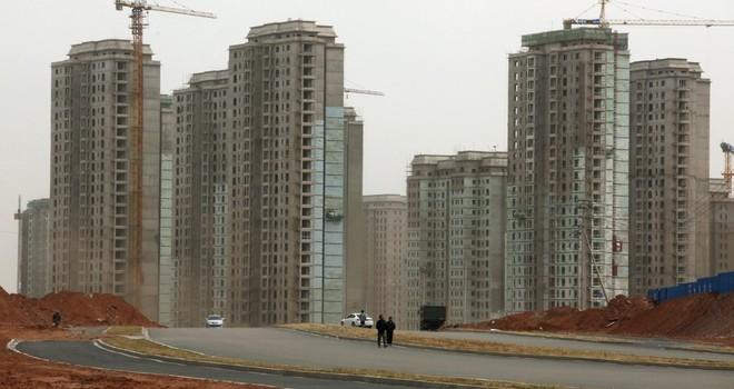 """Siêu đô thị trăm tỷ USD nguy cơ hóa """"thành phố ma"""""""