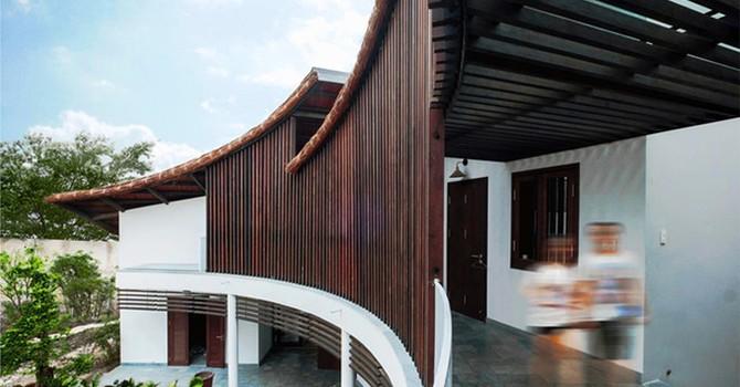 Ngỡ ngàng không gian bên trong ngôi nhà mái lá giữa thành phố Biên Hòa