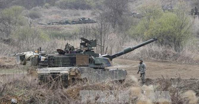 Hàn Quốc tuyên bố đang trong tình trạng báo động cao