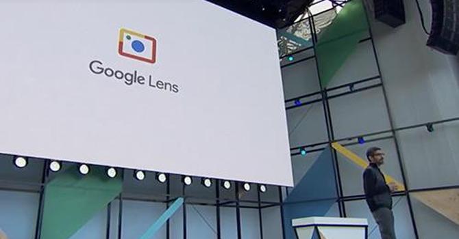 Trí tuệ nhân tạo Google Lens sẽ là tương lai mới của Google