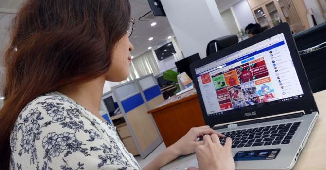 Người kinh doanh trên Facebook ở Sài Gòn bắt đầu kê khai nộp thuế