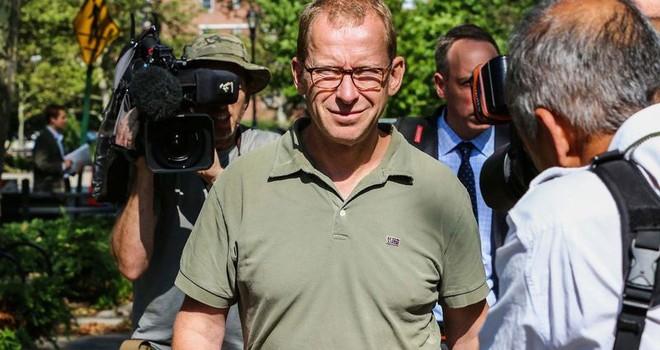 Cựu lãnh đạo cấp cao của HSBC bị bắt