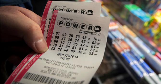 Xổ số Powerball 447 triệu USD của Mỹ tìm được người chiến thắng
