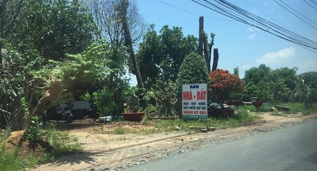 """Siết phân lô tách thửa, thị trường bất động sản Đồng Nai """"đứng hình"""""""