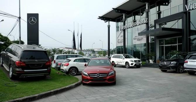 Khách hàng TPBank có cơ hội tới Đức khi vay mua Mercedes-Benz trong tháng 6