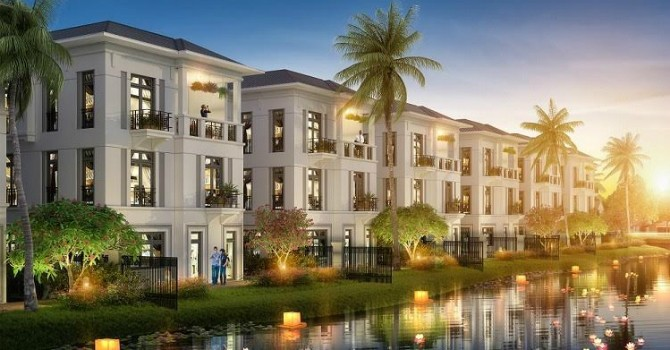 Vinhomes Riverside - The Harmony