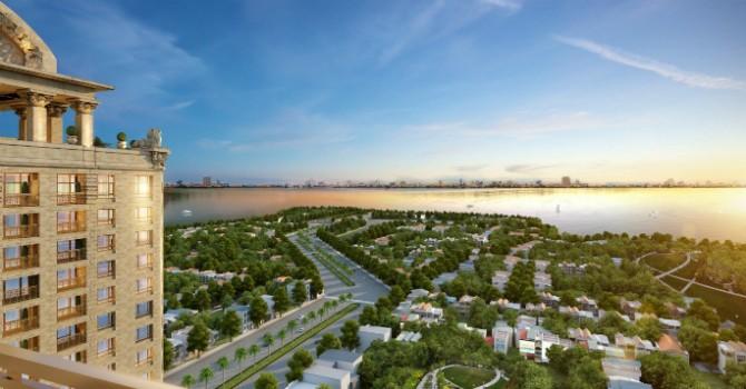 D'. Le Roi Soleil - ngắm cảnh Hồ Tây, đón gió sông Hồng qua từng ô cửa sổ