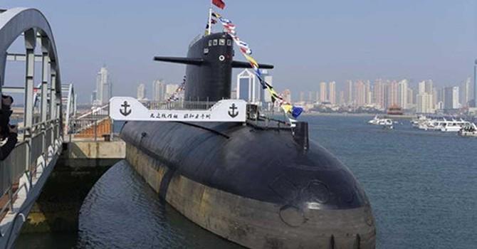 Trung Quốc dùng bàn tính gẩy phát triển tàu ngầm hạt nhân đầu tiên