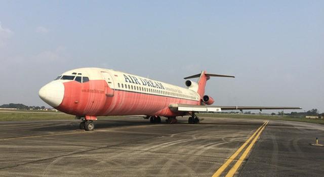 Máy bay Boeing vô chủ ở Nội Bài được định giá ra sao?