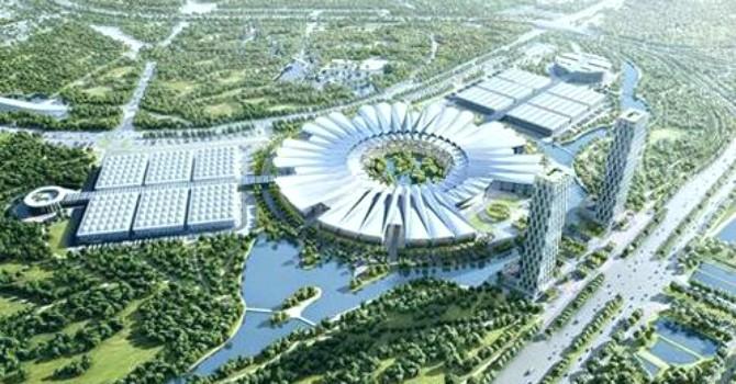 Duyệt điều chỉnh quy hoạch Trung tâm Hội chợ triển lãm quốc gia