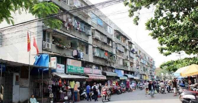 TP.HCM sẽ kiểm định toàn bộ các chung cư cũ xây dựng trước năm 1975