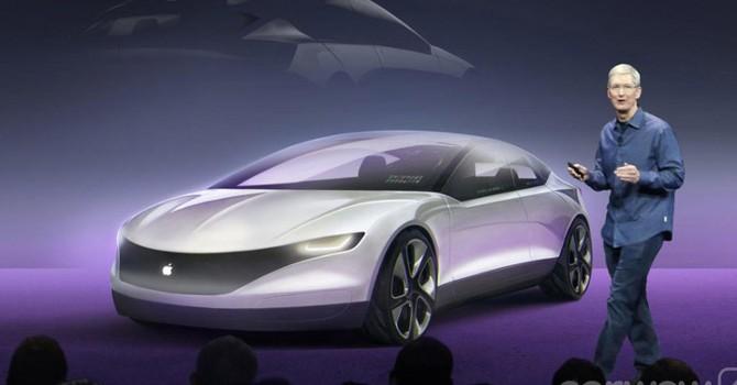 Apple vẫn bí mật theo đuổi dự án ô tô điện