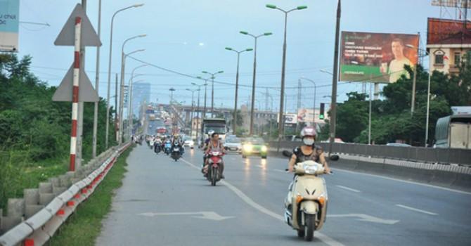 Hà Nội làm đường nối đô thị từ đường Võ Văn Kiệt đến đường Vành đai IV