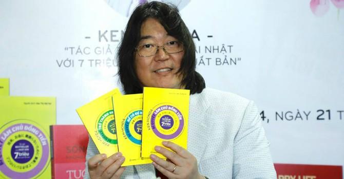 [BizSTORY] Tác giả sách best seller của Nhật: Để giàu có hãy quên đi tiền bạc
