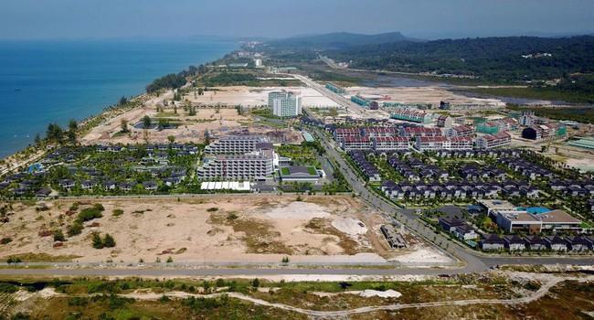 """""""Cá mập"""" làm nóng đất Phú Quốc, giá tăng gấp nhiều lần"""