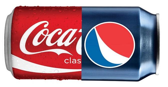 """""""Cuộc chiến"""" trước thềm World Cup 2014 của Coca-Cola và Pepsi"""