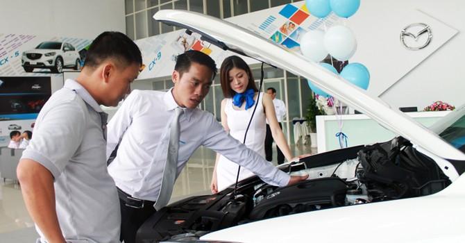 Thaco dẫn đầu ngành ôtô quý I/2015