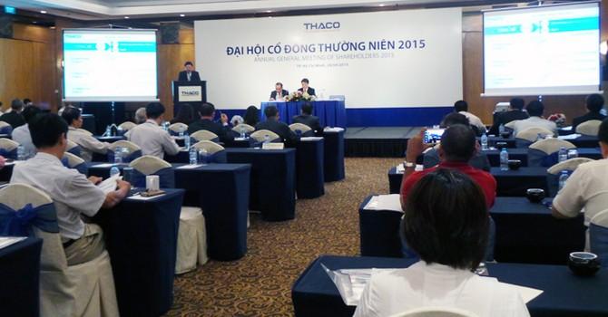 Thaco đặt mục tiêu thành Tập đoàn đa ngành