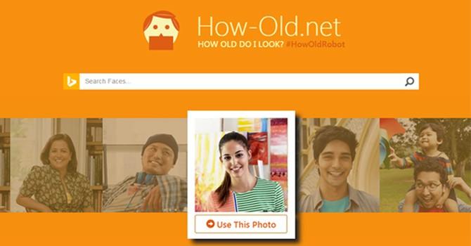 Ứng dụng nhận tuổi từ ảnh: Cẩn trọng mất dữ liệu cá nhân