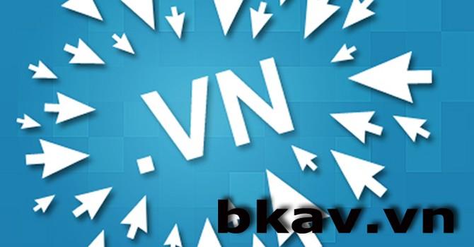 """Lý do BKAV """"chậm chân"""" đăng ký tên miền bkav.vn?"""