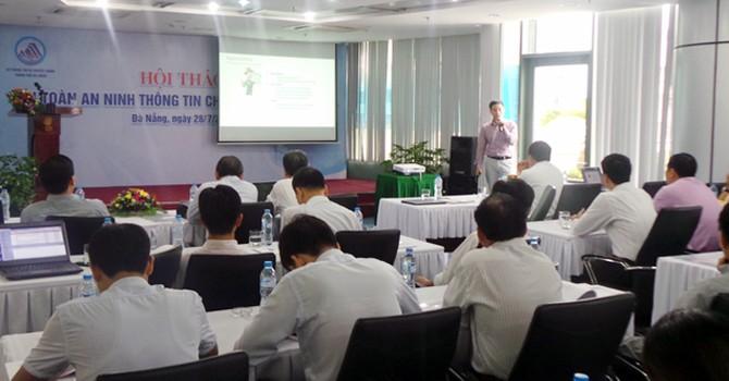 Đà Nẵng: Chưa đủ sức hỗ trợ an ninh mạng ở doanh nghiệp