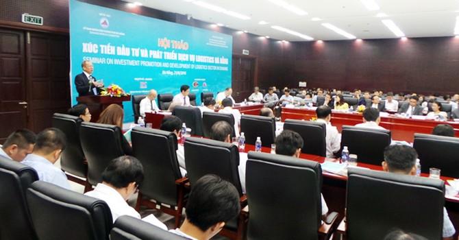 Đà Nẵng: Mới có 3,14% đất quy hoạch dùng đầu tư logistics