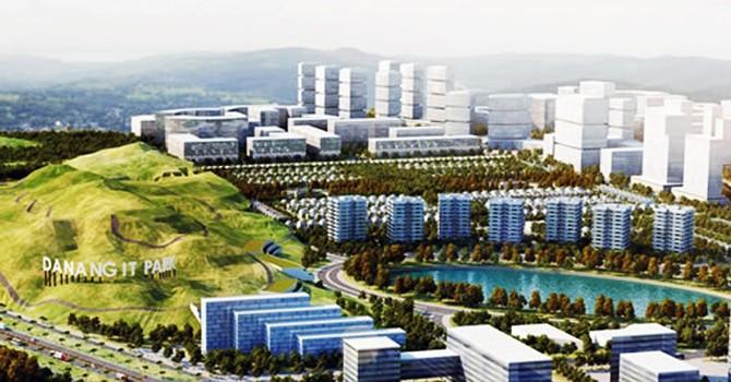 Đà Nẵng vẫn tiếp tục đầu tư khu Công nghệ thông tin tập trung chậm tiến độ