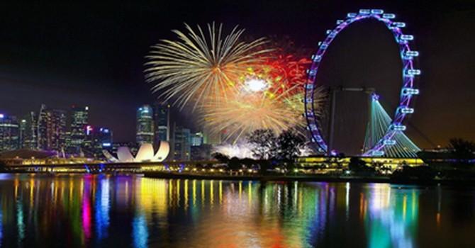 Đà Nẵng: Sẽ bắn pháo hoa tầm cao mừng năm mới 2016