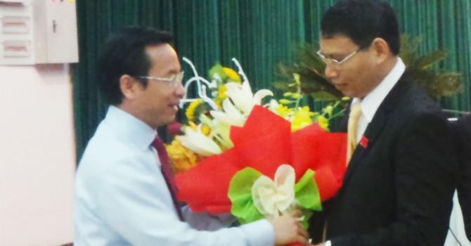 Đà Nẵng: Ông Hồ Kỳ Minh được bầu vào chức danh Phó chủ tịch UBND