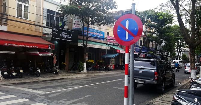 Đà Nẵng: Từ 01/4/2016 sẽ phạt đậu đỗ xe theo ngày chẵn ngày lẻ