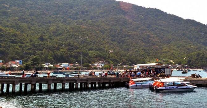Quảng Nam: Gần 1.100 du khách vướng lốc ở Cù Lao Chàm