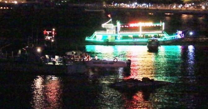 Đà Nẵng: Khả năng tàu chở khách du lịch bị lật do quá tải