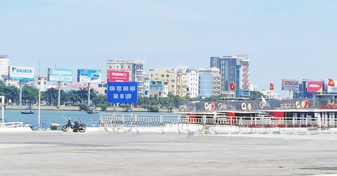 Đà Nẵng: Sẽ cho các tàu du lịch sông Hàn hoạt động lại sau ngày 13/6/2016