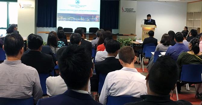 Đà Nẵng mời Singapore hỗ trợ về khởi nghiệp