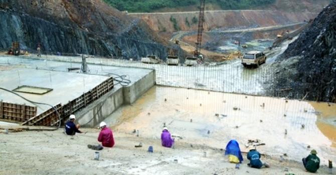 Tập đoàn Điện lực Việt Nam khẩn trương xử lý sự cố Sông Bung 2