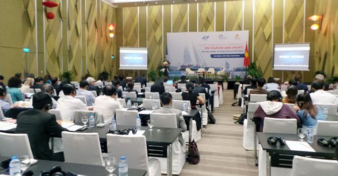 Ra tuyên bố Đà Nẵng về thúc đẩy du lịch và thể thao bền vững