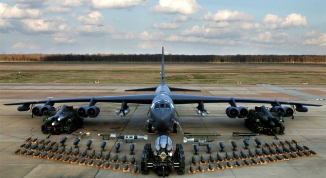 B-52 nhận bản nâng cấp đầu tiên sau hơn… nửa thế kỷ?