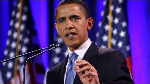"""Tổng thống Obama: Mỹ đã sẵn sàng đáp trả """"sự gây hấn"""" của Trung Quốc"""
