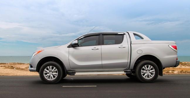 Vì sao Mazda BT-50 hút khách?