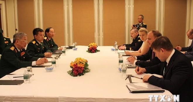 Việt Nam khẳng định luôn theo đuổi hòa bình tại Shangri-La 13