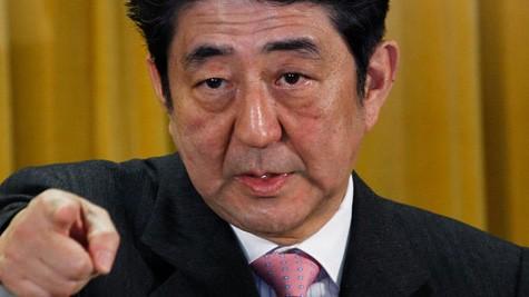 Học thuyết Abe tuyên chiến với thái độ cường quyền của Trung Quốc