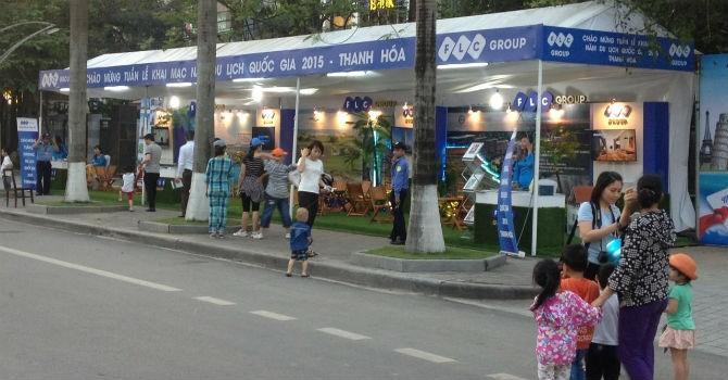 FLC tham gia Tuần lễ khai mạc Năm du lịch quốc gia 2015 tại Thanh Hóa