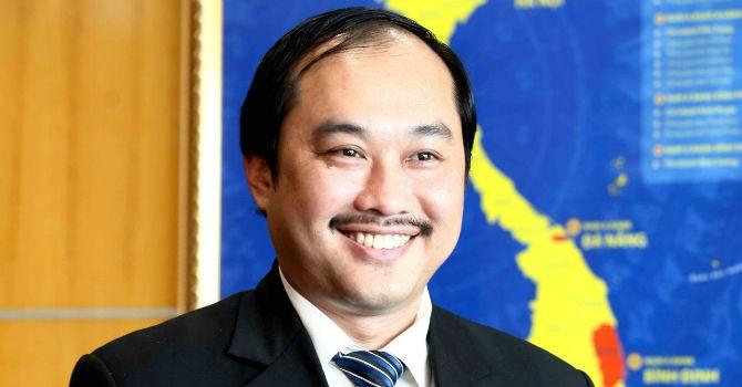 Ông Trần Ngô Phúc Vũ thôi làm Tổng giám đốc Nam A Bank