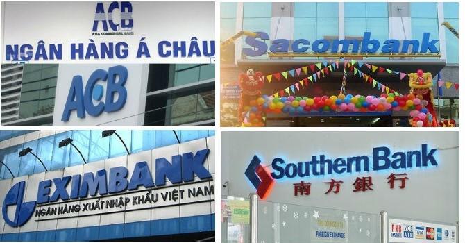 """Tài chính 24h: Hàng loạt ngân hàng """"ôm"""" tham vọng lớn trong năm nay"""